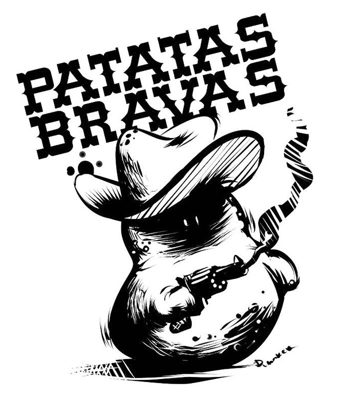 ¡Patatas Bravas!