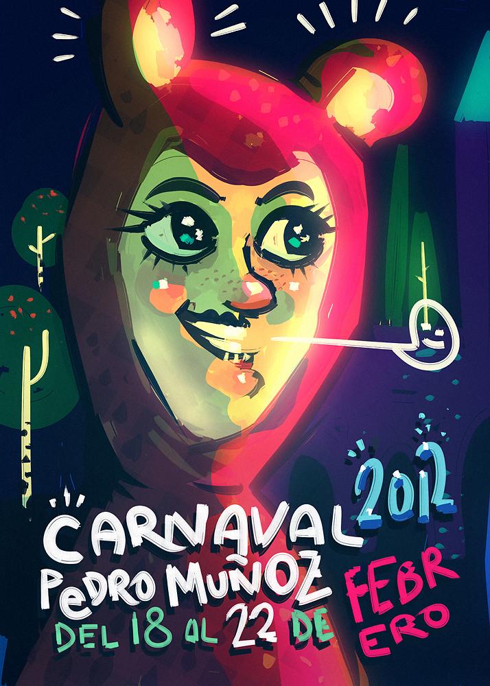 Carnaval Pedro Muñoz 2012